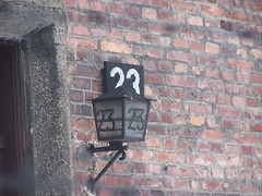 Block 23 (Workspace__25) Tags: winter chimney cold sign urn holocaust wire memorial fences poland electrocution gas medical ashes chamber hanging blocks rudolf jews squad auschwitz arbeit barbed crematorium firing frei execution maximilian macht kolbe oswiecim owicim i hss