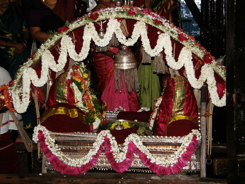 Decorated Pallaki