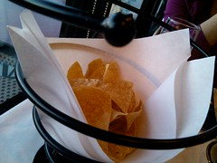 Thick Corn Chips