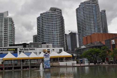 Puerto de Toronto - Queens Quay