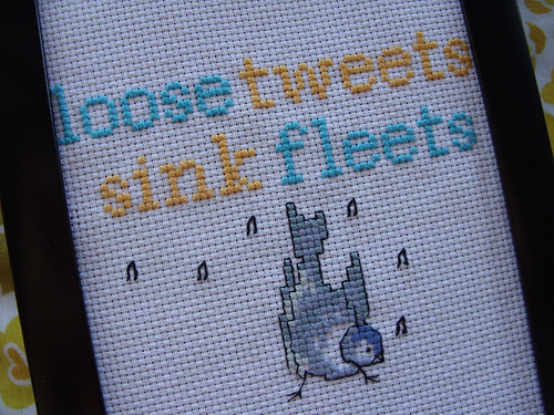Loose Tweets Sink Fleets