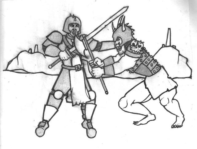 Leo vs Hobgoblin