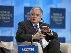 Lech Kaczynski - World Economic Forum Annual M...