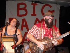 Rev. Peyton's Big Damn Band