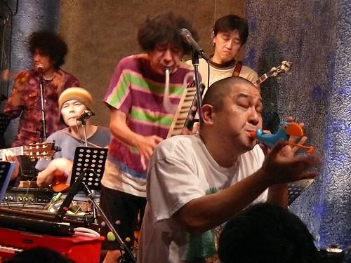 2010-01-29 吉祥寺 STAR PINE'S CAFE