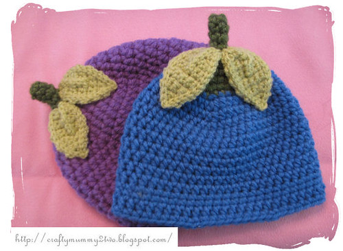 baby berry toques.