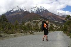 Annapurna trek - 1. díl