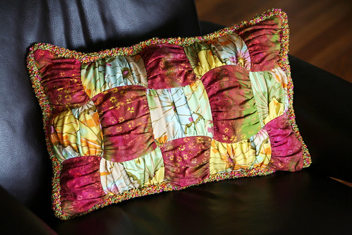 Basket Case Pillow