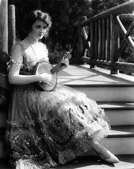 billie burke banjo