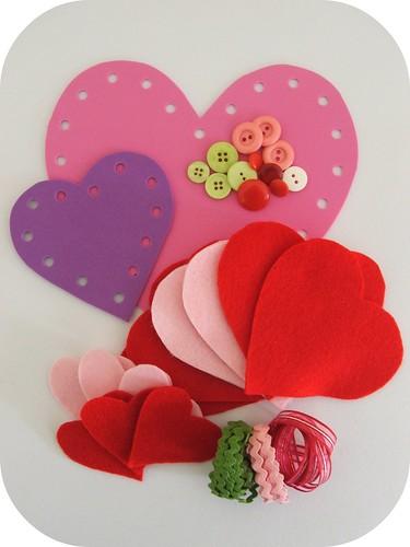 Heart'felt' Hearts