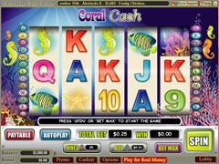 Coral Cash