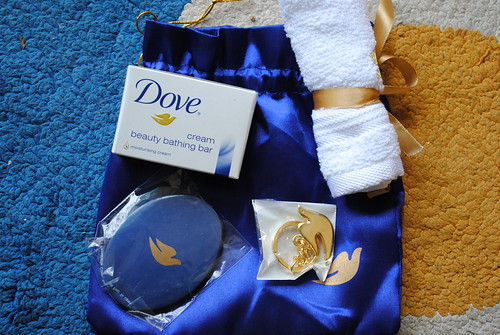 Free Dove Sampling Kit