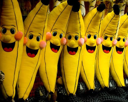 Carnival Bananas