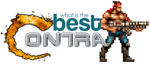 The Best Contra Game?