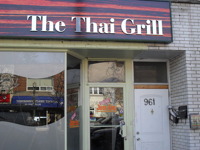 The Thai Grill by justeatca