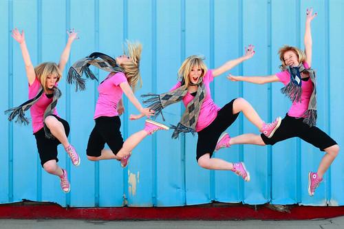 Jump x 4