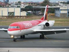 Fokker 100 Avianca (Boris Forero) Tags: ecuador aviation airplanes boris guayaquil aviones aviación forero borisforero aviancafokker100