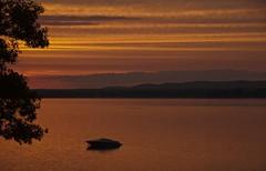 sunset (allannod) Tags: ottawa sunsets ottawariver constancebay