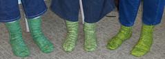 Croc Socks 2