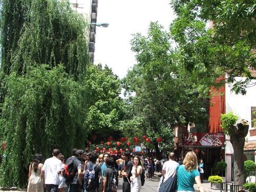 Celebrando El Año Nuevo Chino, El Año del TIGRE en El Barrio Chino de Buenos Aires