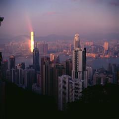 the tiger is waking up (seymour templar) Tags: thepeak epp kowloon hongkongisland kiev60 explored 125028 seymourtemplar