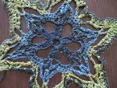 Crochet Star #1