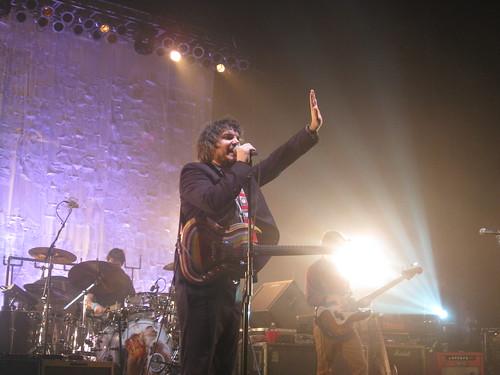 Wilco, Paramount Theatre, 02-10-10