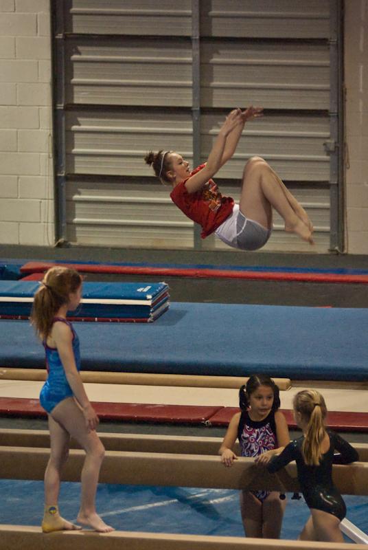 Day 130: Gymnastics