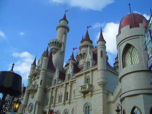 Universal Studios Singapore Far Far Away Castle