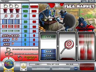 Flea Market slot game online review