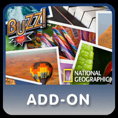 Buzz Quiz TV AddOn NationalGeographicKIDS