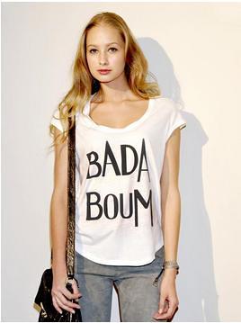 RM bada boum shirt