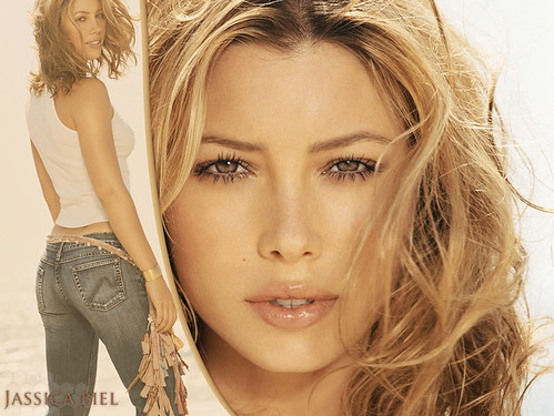 free jessica biel wallpapers. jessica biel wallpaper