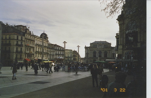 2001-03-22 Montpellier France (place de la comedie)