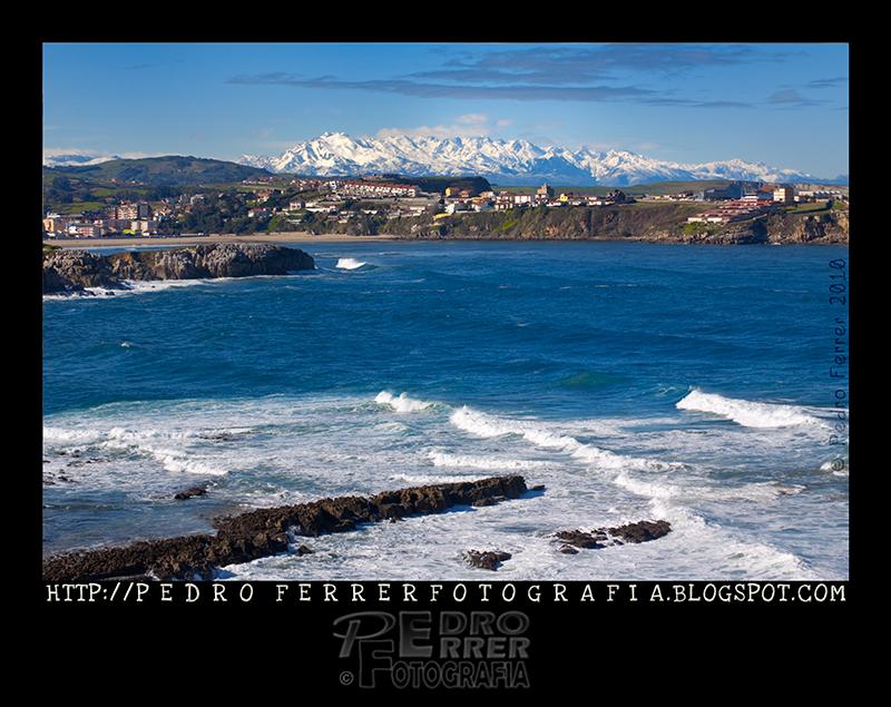 Cantabria - Mar y Montaña - Probando la EOS 50D