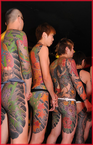 Universal Tattoo Club festival環球刺青俱樂部開幕式-1 by jojowon