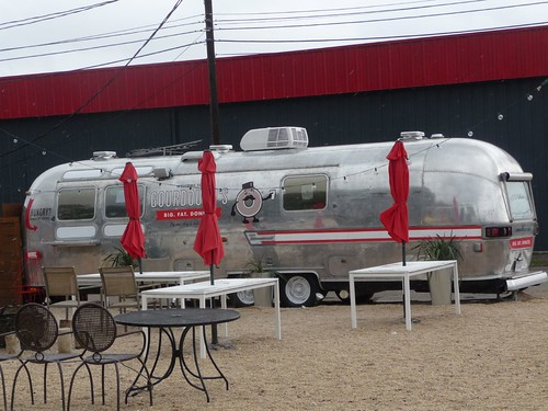 airstream and donuts.