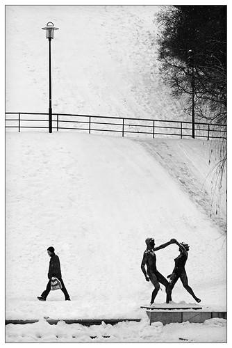 Snowdance by NilserikLarson