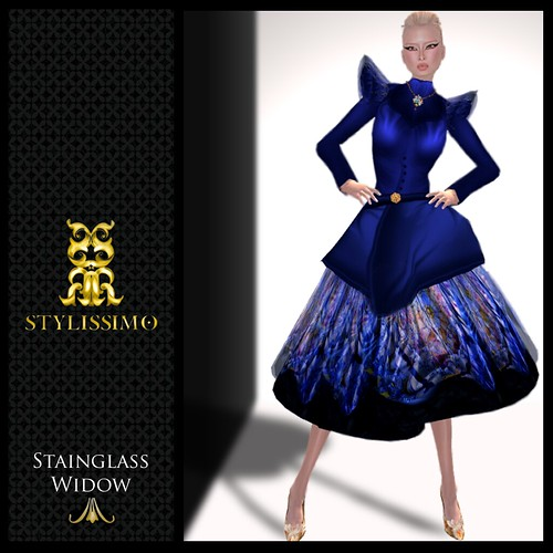 Stylissimo ~ Stainglass Widow