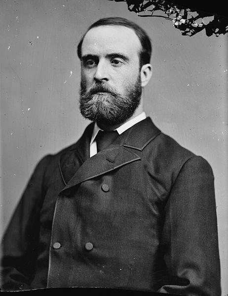 Irish Leader Charles Stewart Parnell