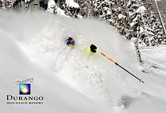 - Durango CO deep powder