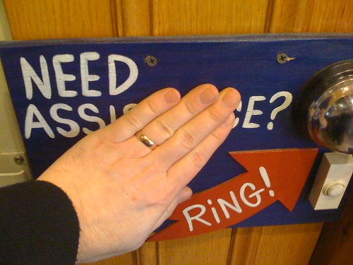 Need Ass? Ring!