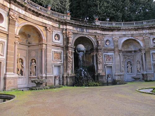 Ville Tuscolane -  Villa Aldobrandini 096