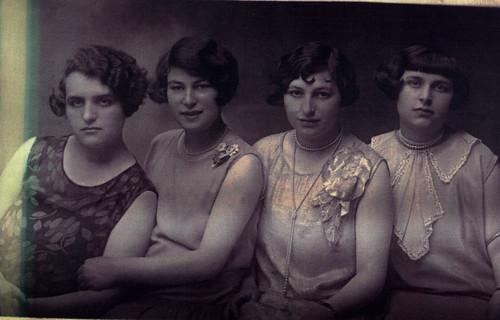 Four Friends, 15 August 1927.