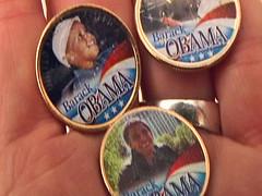 Obama Quarters Circulating in New York