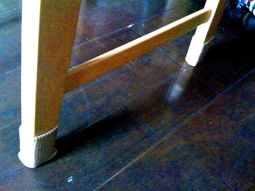 calcetines silla II