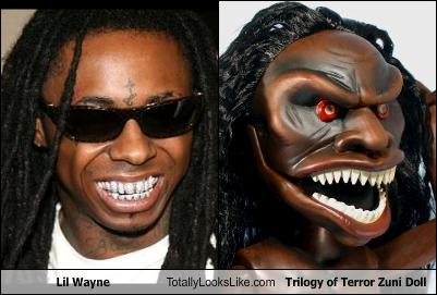 lil-wayne-totally-looks-like-trilogy-of-terror-zuni-doll