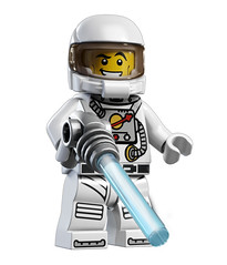 8683 Minifigures Spaceman