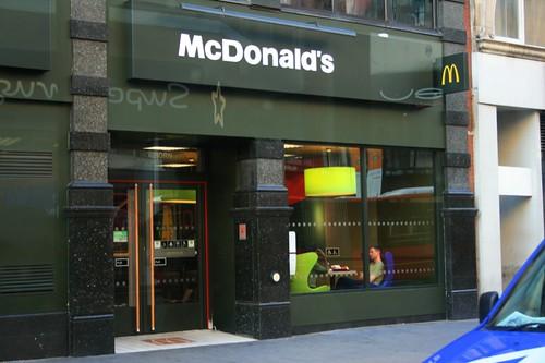 Green McDonalds
