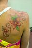 Cobertura - depois Cover-up - after